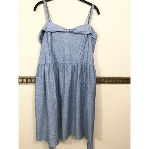 Torrid Chambray Dress